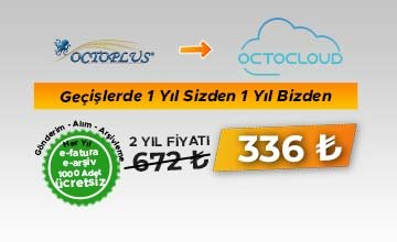 OctoPlus tan OctoCloud a Geçiş