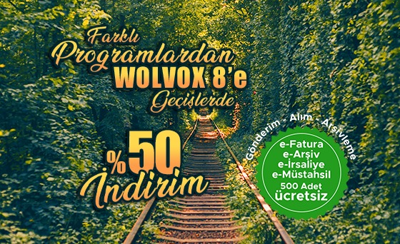 WOLVOX Rakipten Geçiş 50