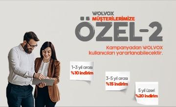 WOLVOX Müşterilerimize Özel -2