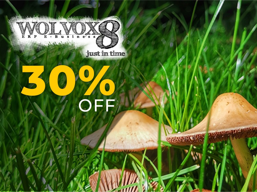 30% Off on Wolvox