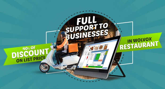 Full Support to Businesses – Restaurant Management