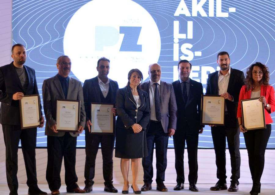 AKINSOFTa Bir Ödül de Marketing Türkiyeden - 2