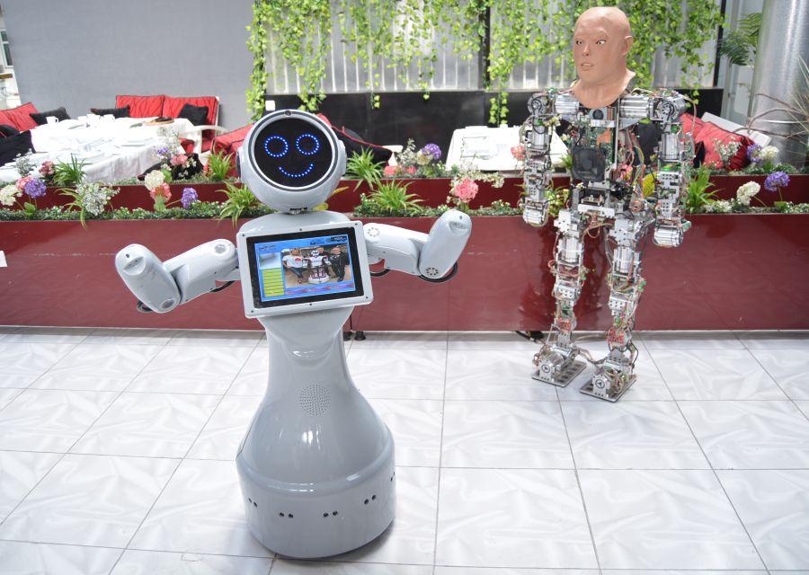 Yerli İnsansı Robot AKINCI4 Konulu Basında Yer Alan Haberler - 8