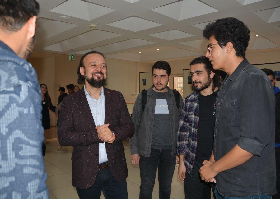 Dr Özgür AKIN Konyada Düzenlenen Devlerin Buluşması Organizasyonuna Konuk Oldu - 5