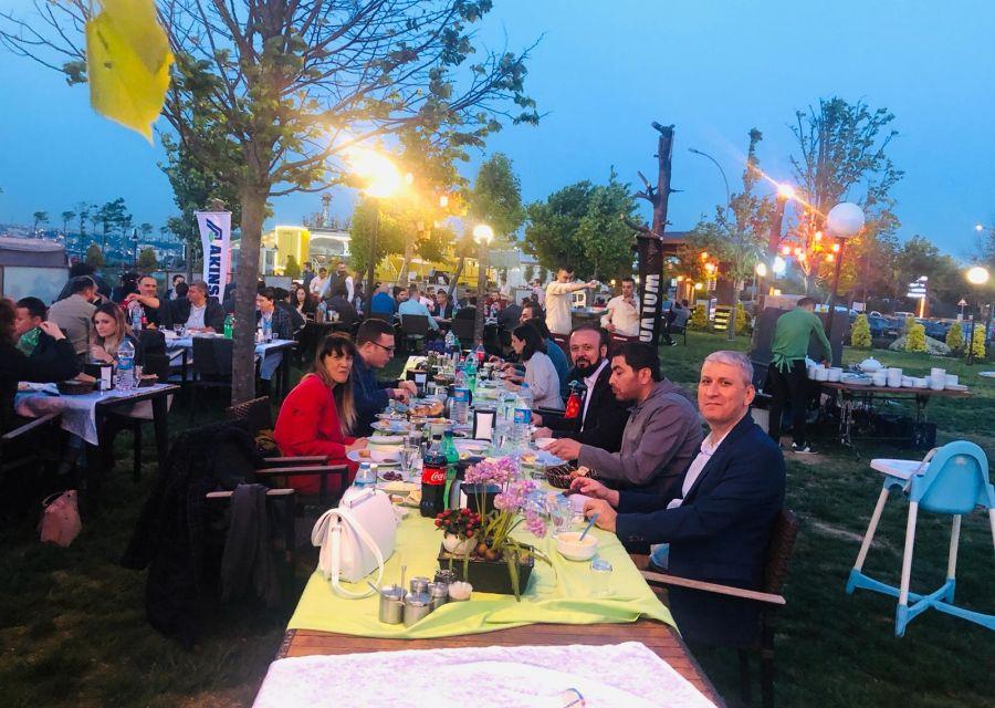 AKINSOFT İstanbul Ailesi 24 Geleneksel İftar Yemeğinde Buluştu - 1
