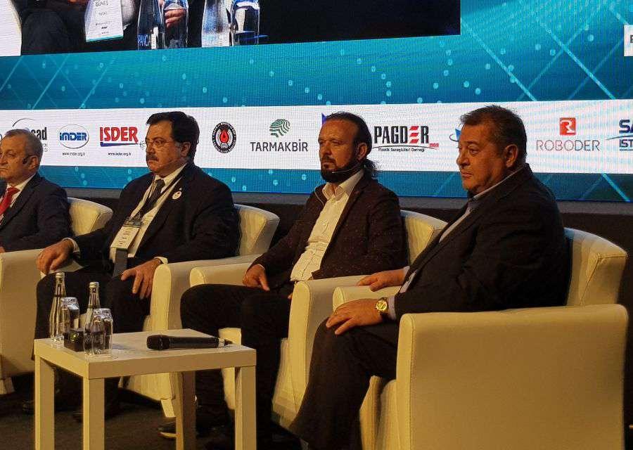 Dr Özgür AKIN İstanbulda Düzenlenen Vizyon 2030  Makine Zirvesinin Konuğu Oldu - 8