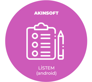 AKINSOFT Listem (Android)