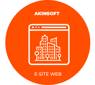 AKINSOFT E-Site Web