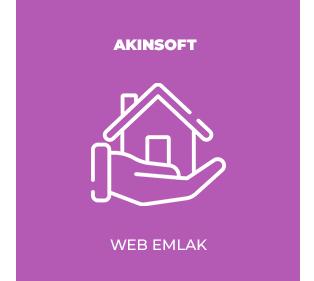AKINSOFT WebEmlak