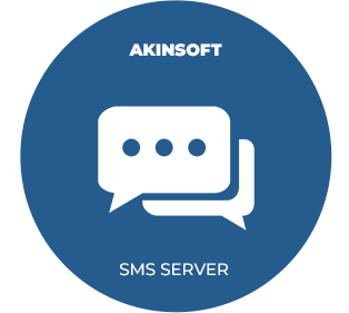 AKINSOFT SMS Server