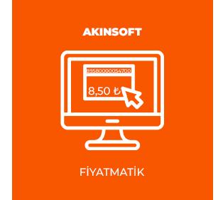 AKINSOFT OctoPlus FiyatMatik