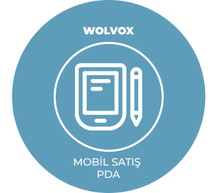 AKINSOFT Wolvox Mobil Satış (Windows Mobile)
