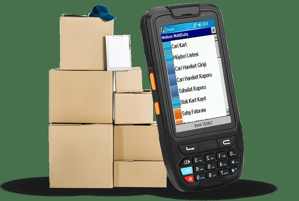 Mobil Satış Server